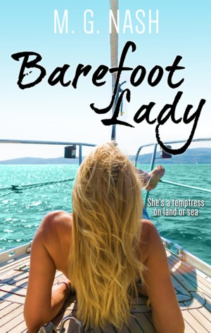 Barefoot Lady Book Cover